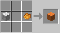 Crafting - Orange Wool