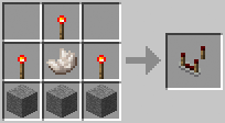 Crafting - Redstone Comparator