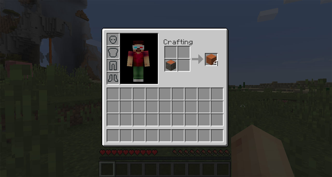 How To Craft In Minecraft Crafting Guide